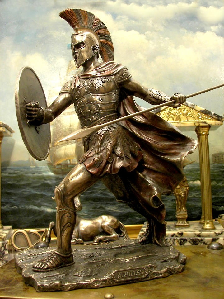 achilles sympathy Achilles: achilles, in greek legend, the greatest warrior in the army of agamemnon in the trojan achilles, in greek mythology, son of the mortal peleus, king of the myrmidons, and the nereid, or sea.